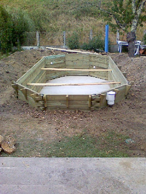 Fabrication piscine bois for Fabricant piscine bois